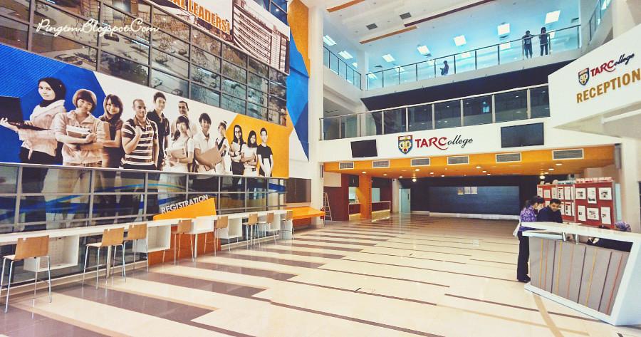 TARC Admin Block Interior / Bangunan Tun Tan Siew Sin