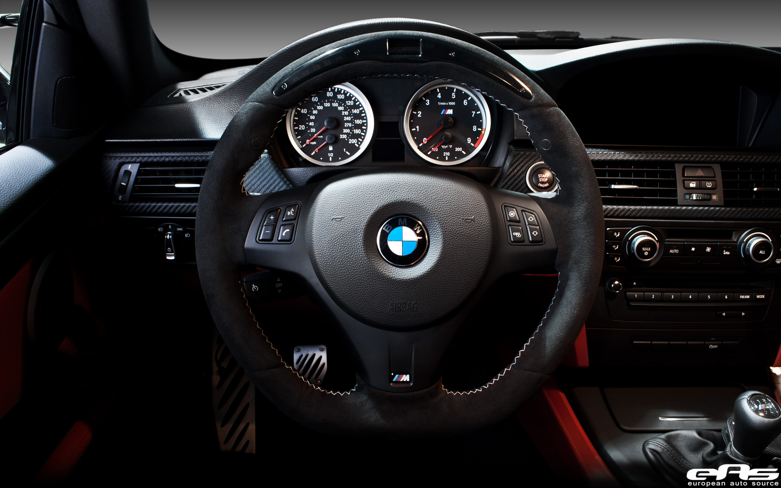 Bmw Electronic Performance Steering Wheel Installed Bmw