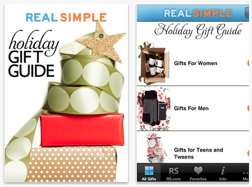 7 iPhone and iPad 'Gift Guide' Apps