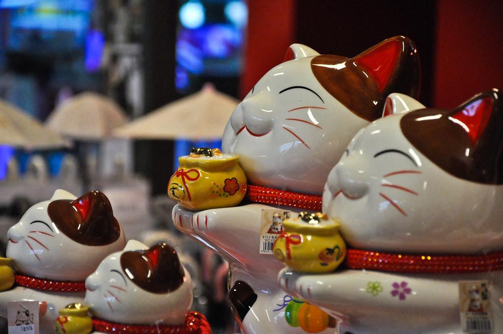 Lucky Cat 招财猫 ...