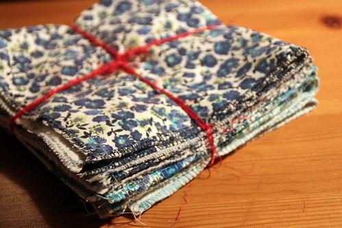 handkerchiefs.