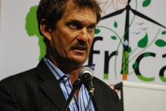 Douglas Taylor-Freeme, SACAU. Photo: C. Schubert (CCAFS)