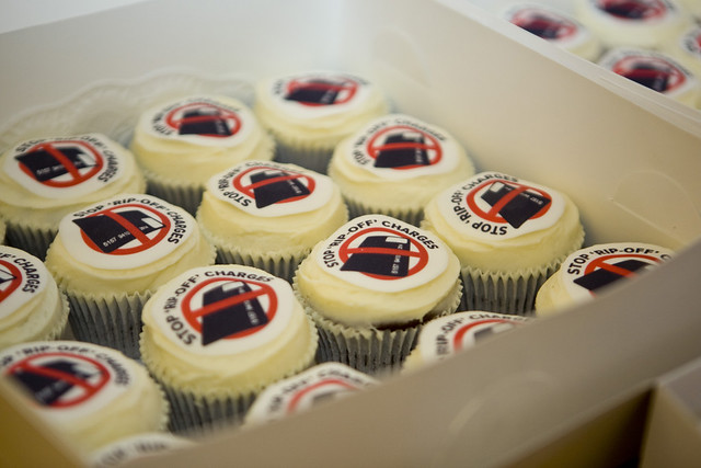 40 cupcakes for the £40m consumers have spent