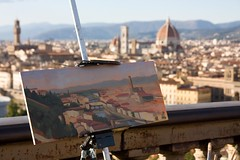 Piazzale Michelangelo - Florence