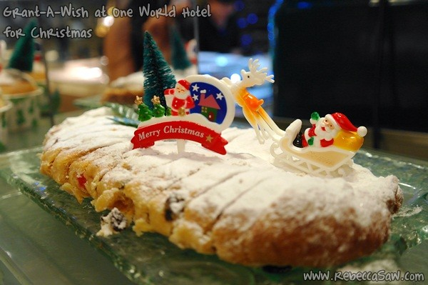 One World Hotel - Christmas dinner-5