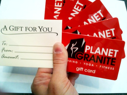 PG Gift Cards