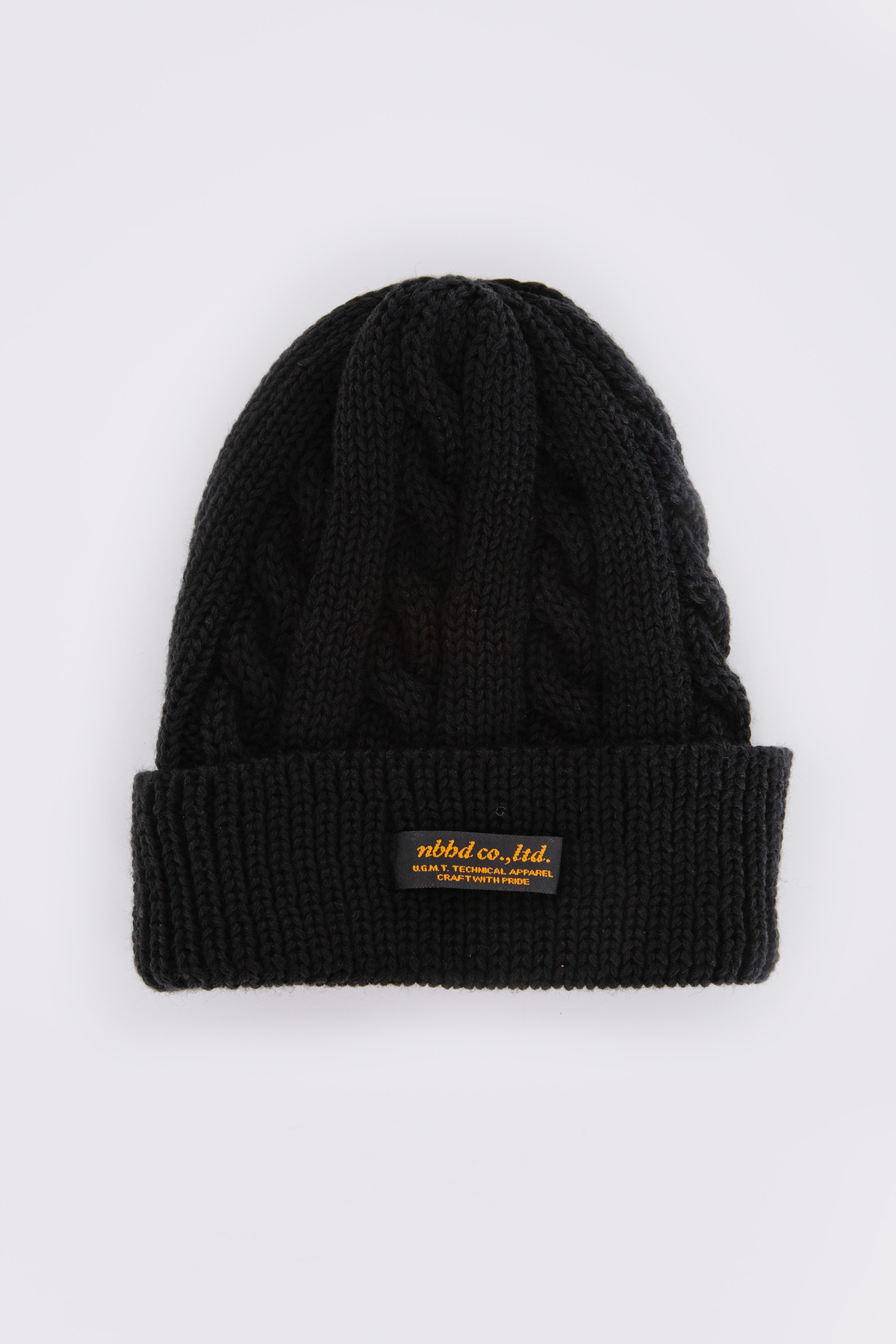 NEIGHBORHOOD Jeep Cap Black