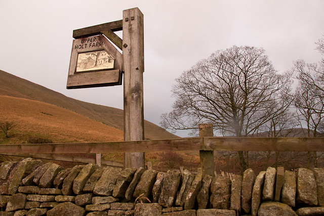 Farm in Edale