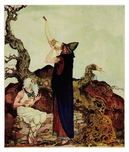 011--The children of Odin 1920- ilustrado por Willy Pogany
