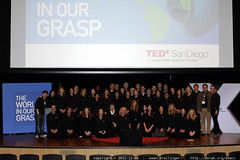 Sharp Volunteers   Staff of TEDx San Diego 2011    M…