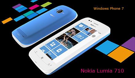 Nokia Lumia 710 on Microsoft Windows Phone 7. Click on image to see full data sheet.