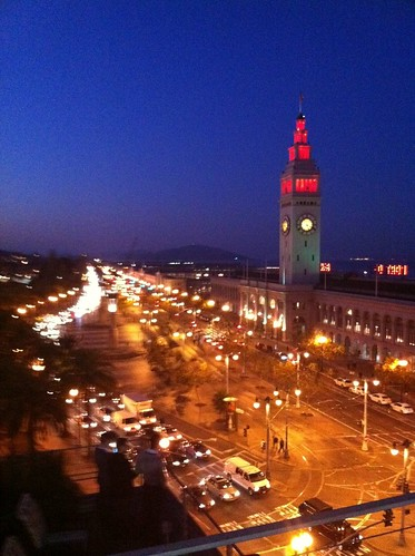 Ferry Building by eltejano