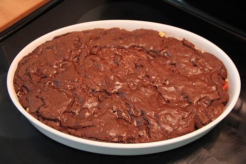 H4: Recipe: Pretzel crust brownies