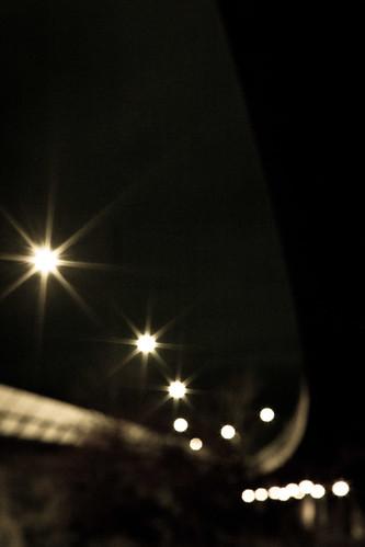 Det glittrar