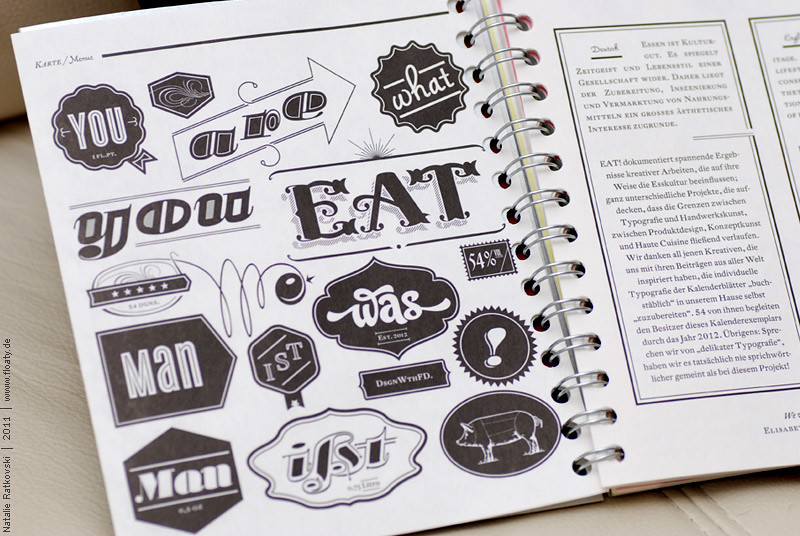 EAT! Design with Food