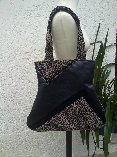 Bolsa grande by ♥Linhas Arrojadas Atelier de costura♥Sonyaxana
