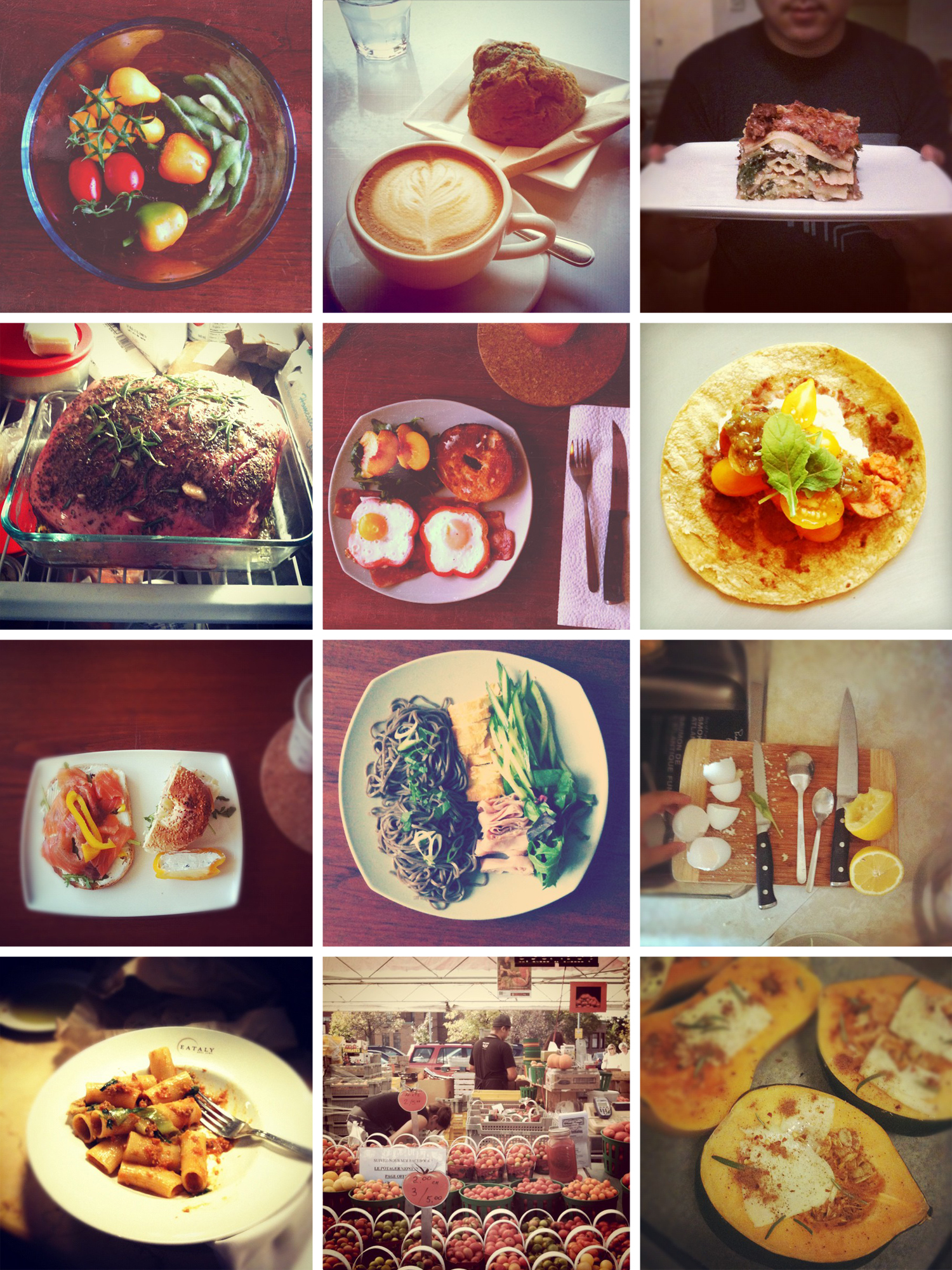 4417 mile diet on instagram