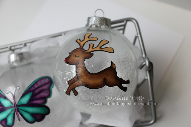 Reindeer Ornament 1