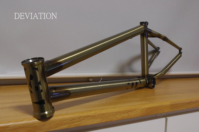 S&M Bikes / B.T.M.Frame-1