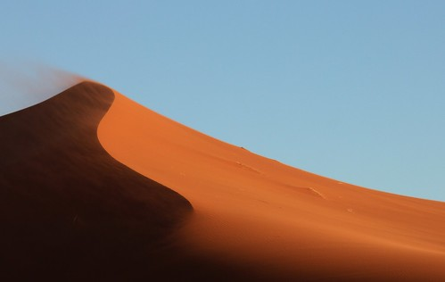 The Elegance Of The Dunes