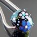 Charm bead : Mystery garden