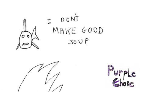 I don't make good soup