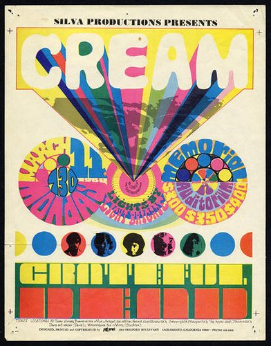 Cream/Grateful Dead by nesic.alex