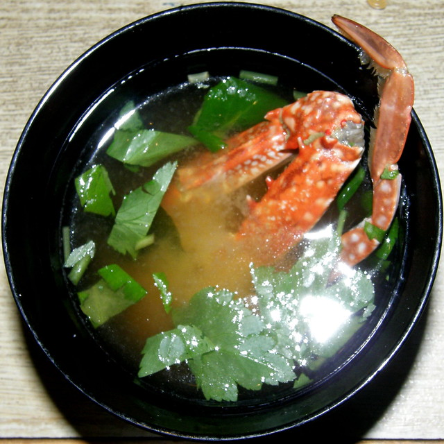Photo:#2932 crab soup By Nemo's great uncle