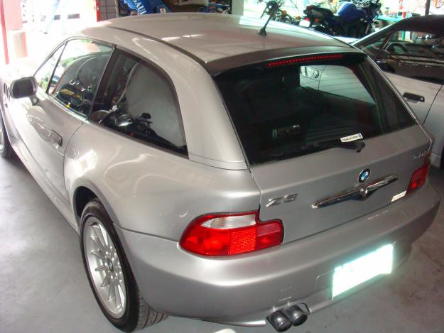 2001 Z3 Coupe | Titanium Silver | Black | Quezon City, Metro Manila, Philippines