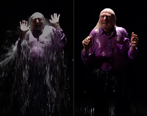 Bill Viola Ocean Without a Shore [selections], 2007