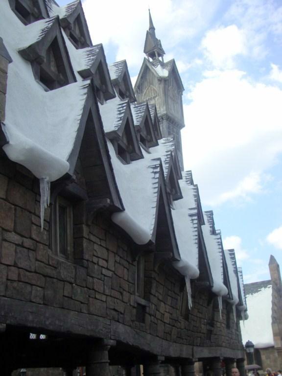 En ésta época invernal y en Navidad, la nieve cubre Hogwarts navidades en hogwarts, donde habita la magia - 6550391881 a8288f8640 o - Navidades en Hogwarts, donde habita la magia