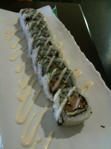 Teriyaki Chicken Roll ($6.90)