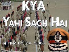 [Poster for Kya Yahi Sach Hai]