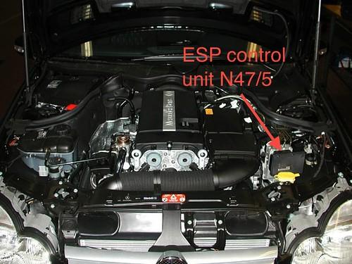 BAS, ESP, ABS on '03 C230K - MBWorld org Forums
