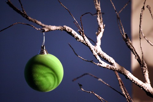 Christmas Green Apples