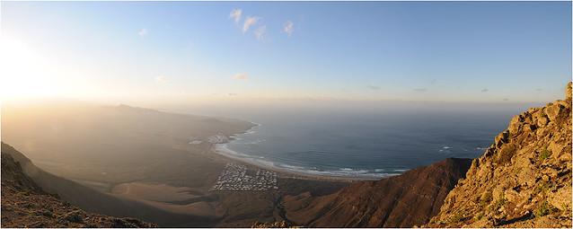 Lanzarote - Panorama