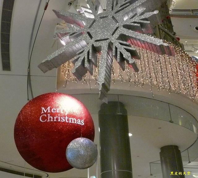 2011 1225台北聖誕街景001