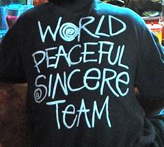World Peaceful Sincere Team