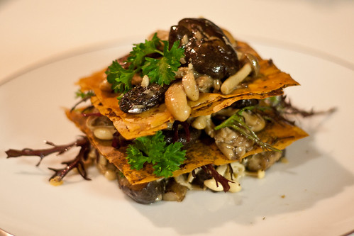 Mushrooms Napolean
