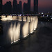Dubai Fountain Bokeh by Belal Al-Kubaisy