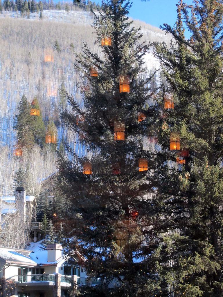Christmas tree of sorts