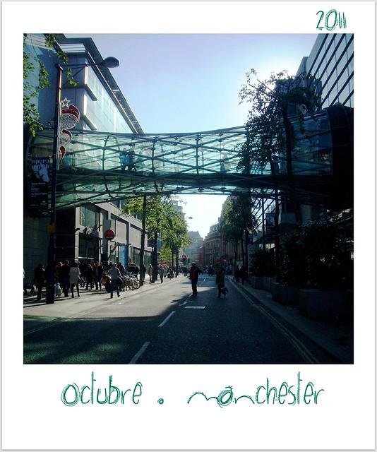 Octubre - October 2011 - Manchester
