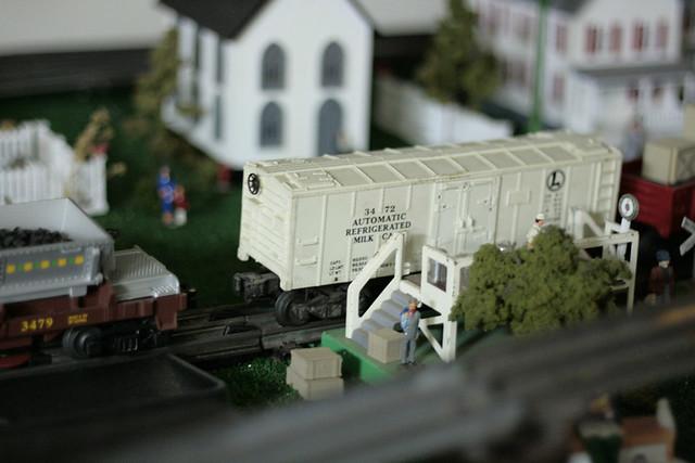 milk train