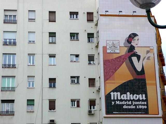 Mahou y Madrid juntos desde 1890