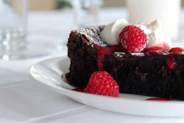 Flourless Chocolate Torte | Flickr - Photo Sharing!