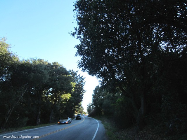 Half Moon Bay Road