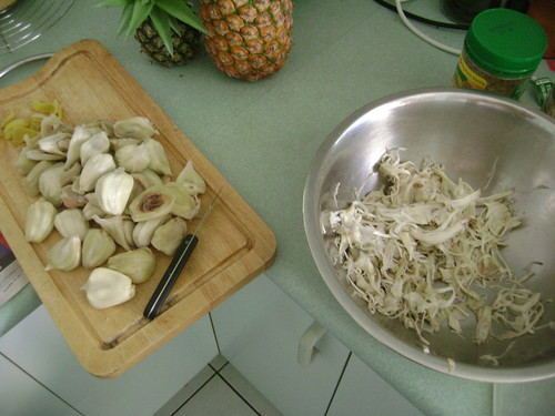 How to handle jackfruit -- and three recipes to use with ...