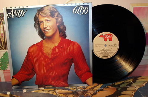 andy gibb, shadow dancing,