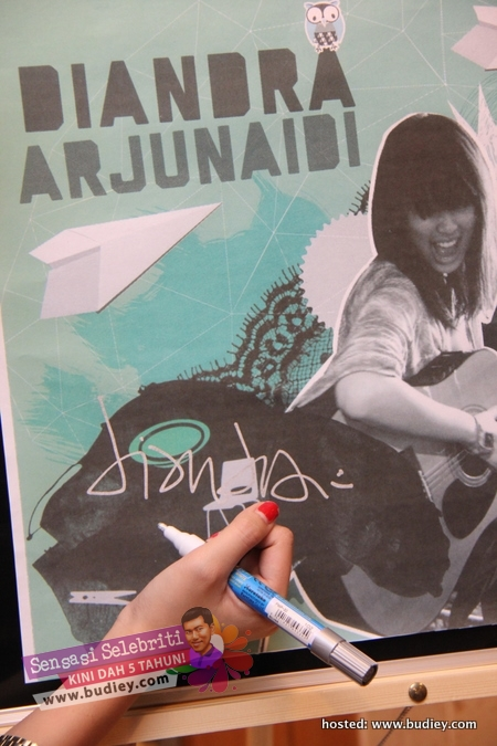 Pelancaran Album Yuna &Amp; Diandra Arjunaidi