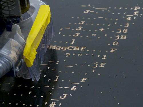 ASCII CNC 13